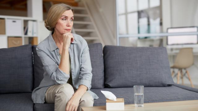 ακράτεια στην εμμηνόπαυση